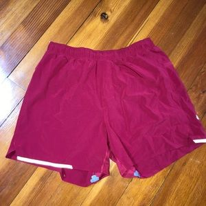 Lululemon Surge Shorts 5""